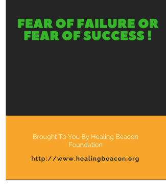 Fear Of Failure Or Fear Of Success