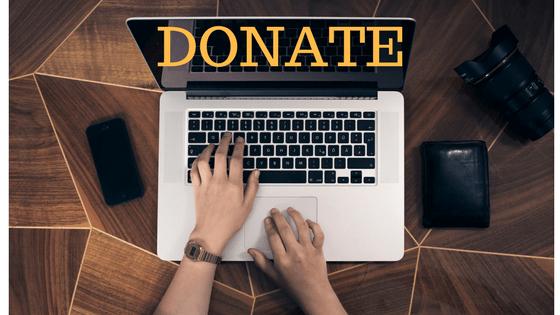 HBF Donate Button