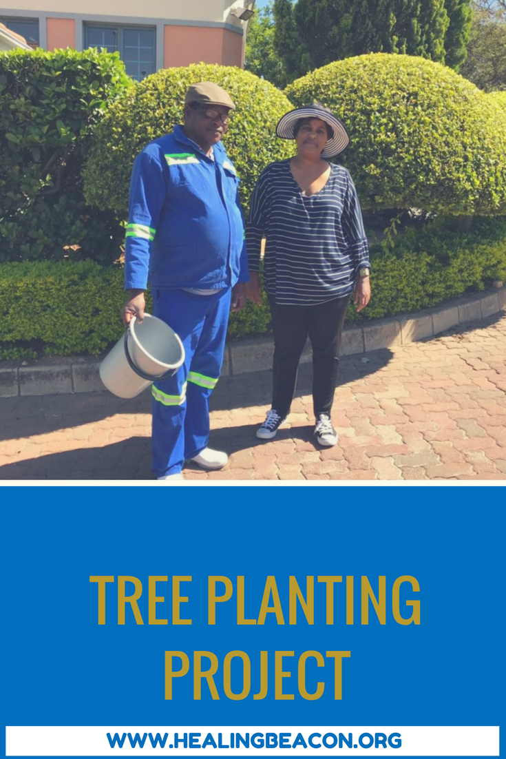 Healing Beacon Foundation Tree Planting Project